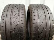 2 Bridgestone Sommer-Reifen 235 45