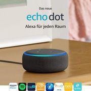 Echo Dot 3 Gen Intelligenter