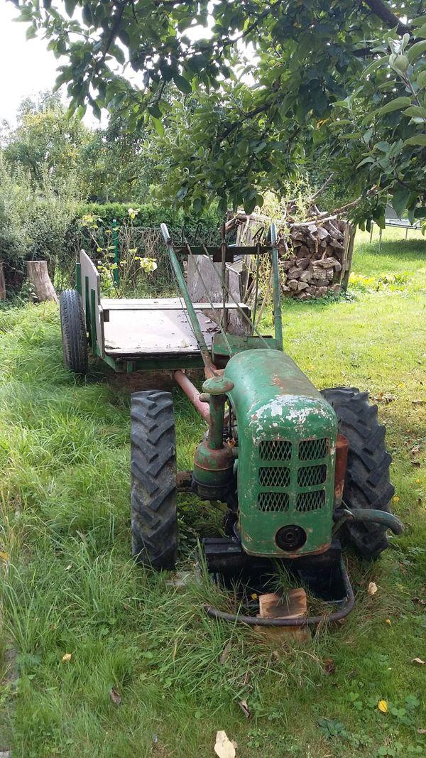 einachsschlepper fahr kt 10 d in rheinau traktoren. Black Bedroom Furniture Sets. Home Design Ideas