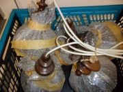 Kugellampe für Wohnzimmer