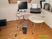 Schreibtisch, PC-Schreibtisch