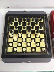 Schach Magnetschach Reiseschach mit Anleitung
