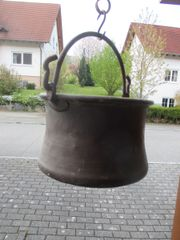 Kupferkübel - Pflanzkübel
