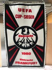 Wimpel Eintracht Frankfurt UEFA Cup