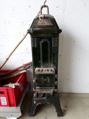 Antiker Kanonenofen, Werkstattofen