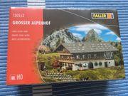 Modelleisenbahn Faller Großer Alpenhof H0