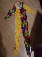 Clowns-Kostüm