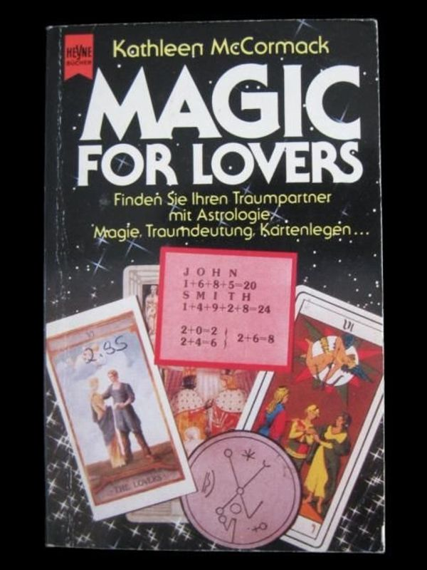 K McCormack - Magic For Lovers