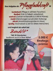 Pflegefachkraft in Mössingen m w