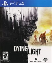 Dying Light PS4 - UK Version -