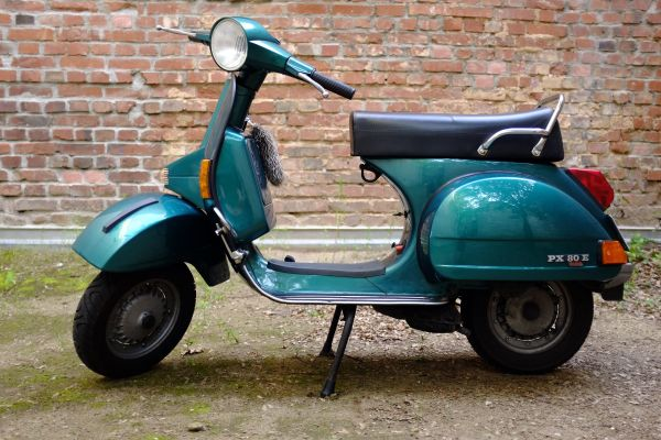 piaggio vespa px 80 135 ccm in f rth piaggio vespa ape. Black Bedroom Furniture Sets. Home Design Ideas
