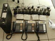 Telefonanlage mit 10