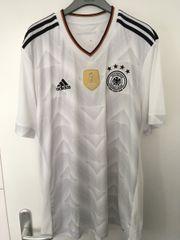 Original adidas Deutschlandtrikot