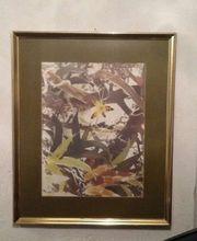Gerahmter Kunstdruck 73x61cm