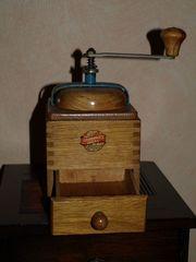 Original Leinbrocks Ideal Kaffeemühle aus