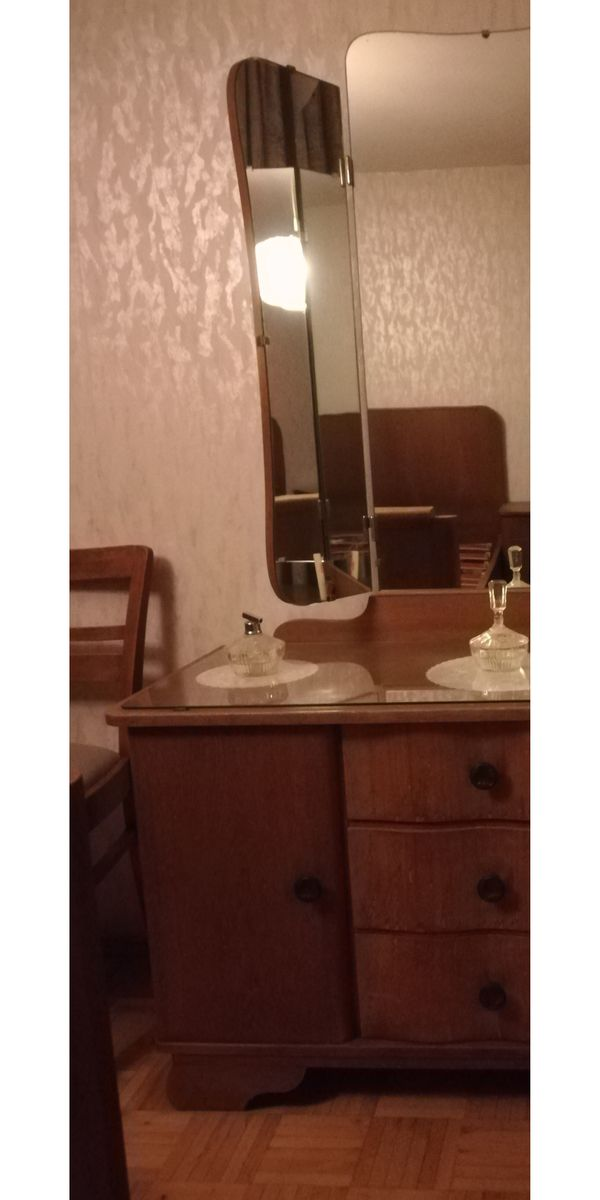 Schlafzimmer gebraucht aus den 50er Jahren (Netphen) - Sonstige ...