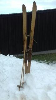 Ski (Dekoration )