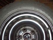 Ganzjahresreifen VW T6 auf Stahlfelgen