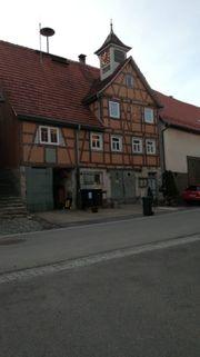 Rarität Uriges altes Haus zu