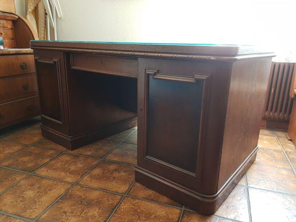 Schreibtisch aus den 50er Jahren in Ludwigsburg - Büromöbel kaufen ...