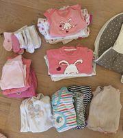 Babykleidung Babysachen Mädchen Größe 50