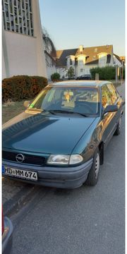 Opel Astra 1 4
