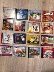 Kinderhörspiele CDs