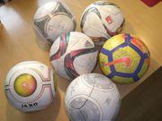 Fußball Matchbälle