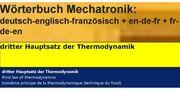 franzoesische Kaeltetechnik-Begriffe Klimatechnik-Ausduecke Wörterbuch-Fachuebersetzung