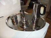 AMC Edelstahl-Espresso- /