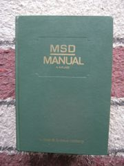 MSD - Manual der Diagnostik und