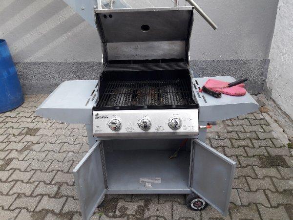 Landmann Gasgrill Händler : Gasgrill grill chef bz landmann in eggenstein leopoldshafen