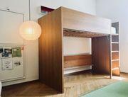 ANDO Kinder-Doppelstockbett (