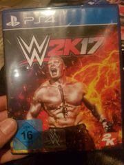 WWE 2K 17 PS4