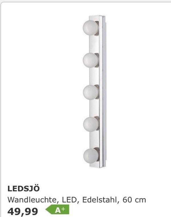 ikea lampe wei gebraucht kaufen nur 3 st bis 60 g nstiger. Black Bedroom Furniture Sets. Home Design Ideas