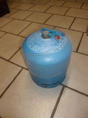 Camping Gasflasche Typ 907 blau