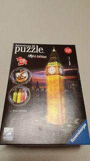 3D Puzzle Big Ben London