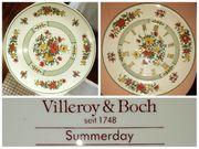 Villeroy Boch Summerday Porzellan Service