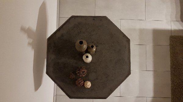beistelltisch dekotisch gartentisch 39 octa 39 aus beton in kaiserslautern designerm bel. Black Bedroom Furniture Sets. Home Design Ideas