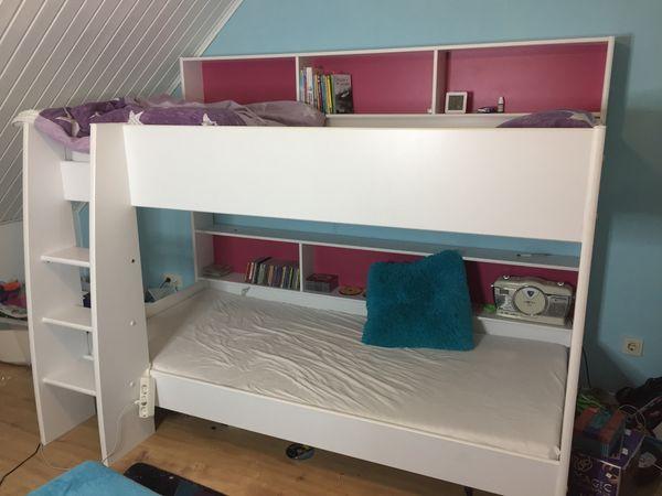 Etagenbett Weiß 90x200 : Etagenbett weiß 90x200 in brühl betten kaufen und verkaufen über