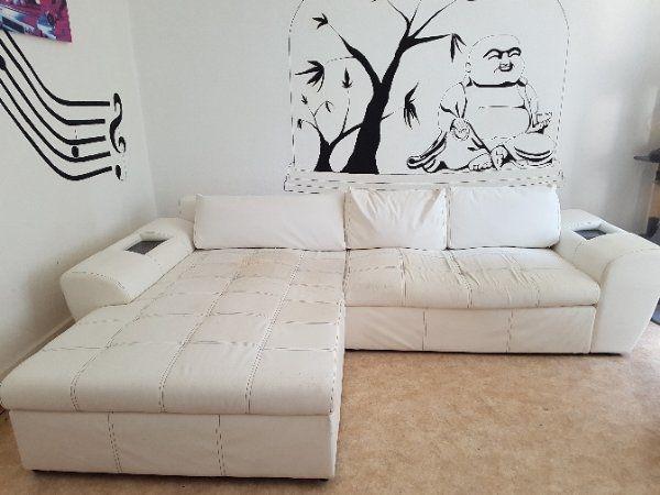 Ecksofa La Costa Kunstleder In Stuttgart Polster Sessel Couch