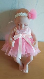 Mini Reborn Puppe