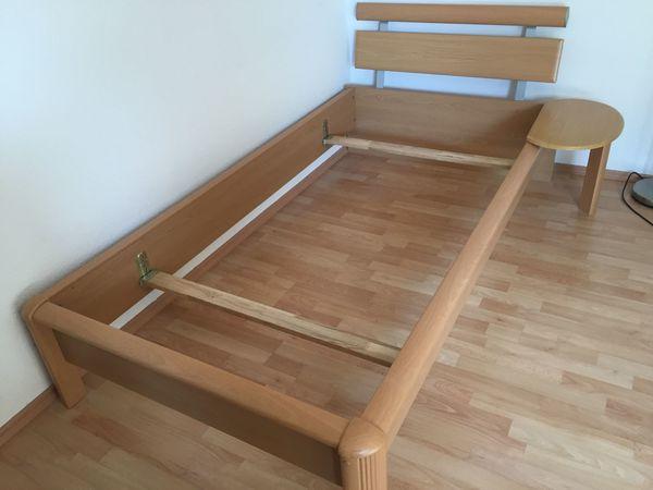 bettgestell buche ankauf und verkauf anzeigen billiger preis. Black Bedroom Furniture Sets. Home Design Ideas