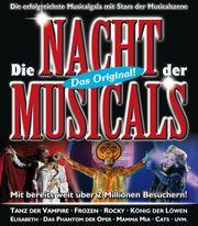 Die Nacht der Musicals - Das