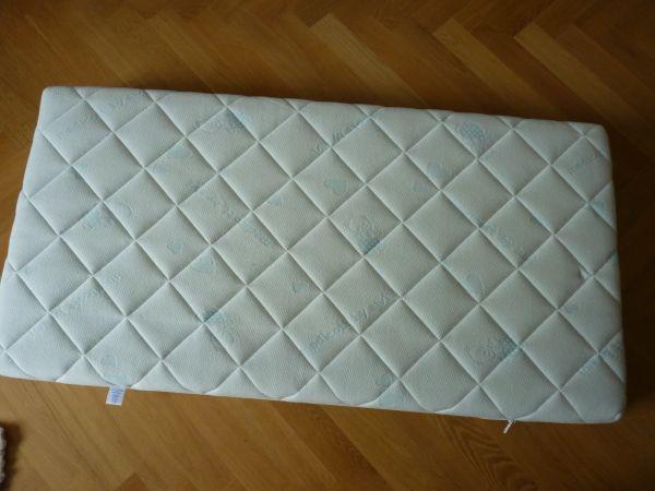 Alvi max baby matratze 60x120cm in münchen wiegen babybetten