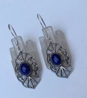 Ohrringe Ohrhänger 925 Silber mit