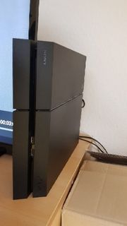 Playstation 4 - 1 TB mit