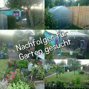 Nachfolger für Pachtgarten