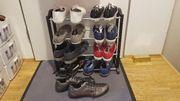 8 Paar Schuhe Sneakers Leinenschuhe
