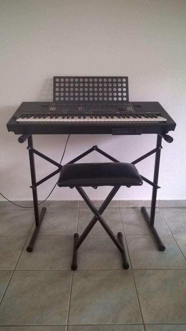Keyboard Yamaha PSR- » Keyboards